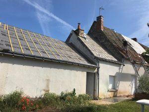 Réparation de toit Ancenis-Saint-Gereon