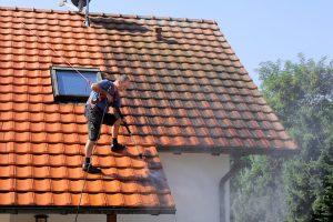 nettoyage de toiture Bouguenais