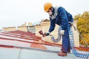 peinture de toit Thouare-sur-Loire