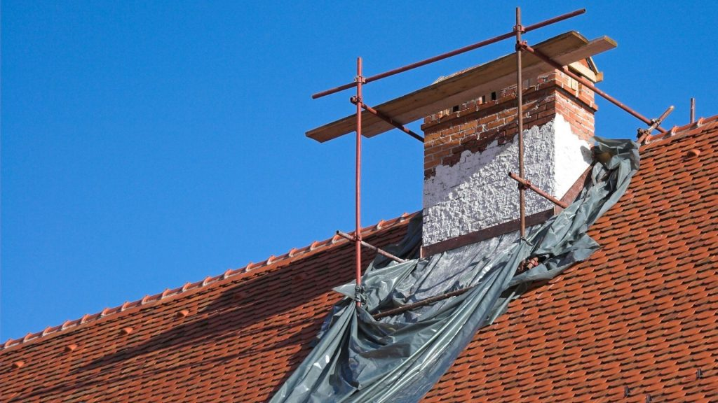 Réparation de cheminée Nantes