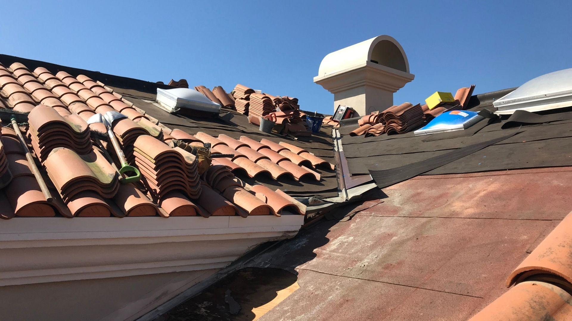 Réparation de toit Nantes